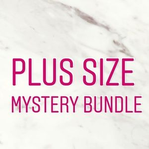 Plus size mystery bundle (5 pieces)